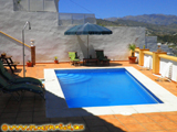 Casa Celia Pool Terrace