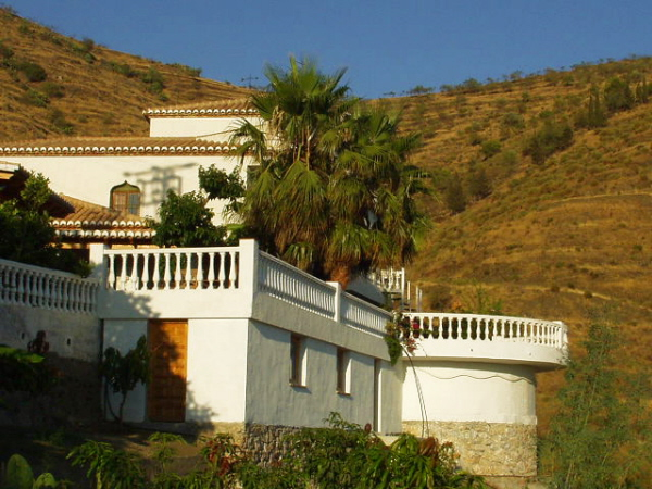 idyllic location in Andalucia